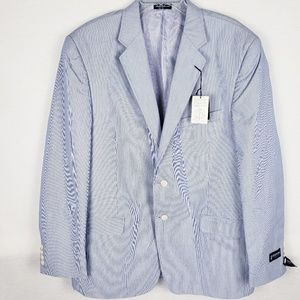 STAFFORD Essential Classic Fit Sport Coat